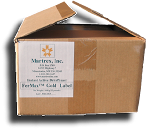 FerMax Yeast Box